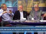 """""""Preses Klubā"""" viesos: Raimonds Pauls, Andris Bērziņš un Pēteris Kļava"""