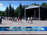 Daugavpils skan – tuvojas pilsētas svētki