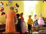 Viļakas bērnudārza audzēkņi apgūst svešvalodas
