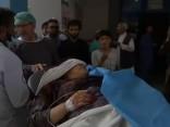 Kabulā pie ieejas ministrijā spridzinātājs pašnāvnieks nogalina 12 cilvēkus