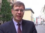 1 no 100 – Saeimas deputāts Einārs Cilinskis