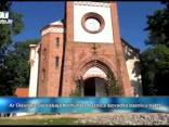 Ar Dievišķo Dienišķajā Krimuldas baznīcā aizvadīta baznīcu nakts