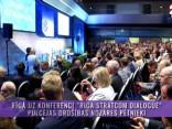 Rīgā notiek NATO Stratēģiskās komunikācijas izcilības centra konference