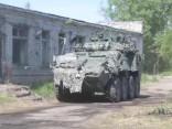 """""""Saber Strike 2018"""" mācību kauja Skrundas armijas pilsētiņā"""