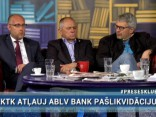 """Preses Klubā"" viesos: Lato Lapsa, Māris Gailis un Olavs Cers"