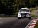 Škoda Kodiaq RS uzstāda rekordu Nordšleifē