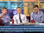 """""""Preses Klubā"""" viesos: Rihards Kols, Andrejs Ēķis un Saulvedis Vārpiņš"""