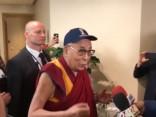 В Ригу прибыл Далай-лама