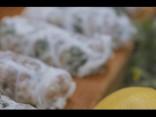 TVNET Līgo mežā: Garša, kādu nebūsi baudījis, - maltās gaļas šašliks grieķu gaumē