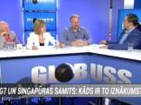 """Raidījumā """"Globuss"""": G7 un Singapūras samits: kāds ir to iznākums?"""
