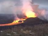 Havaju salu vulkāns. 18. jūnijs