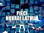 Pieci Novadi Latvijā 16.06.2018