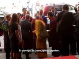 Dalailama par Latvijas simtgadi: Jums jājūtas lepniem, vēlos paust savu apbrīnu jūsu gribasspēkam