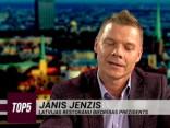 """TOP5"" viesos Jānis Jenzis"
