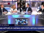 KNAB aizturējis Saeimas deputātu Artusu Kaimiņu