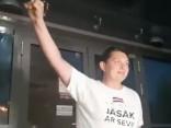 Artuss Kaimiņš tiek atbrīvots no īslaicīgās aizturēšanas izolatora