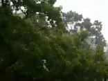 Последствия бури в Болдерае