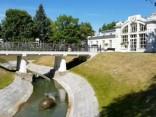 Литовский курорт Бирштонас