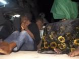 Lībijas krasta apsardze svētdien izglābusi teju 500 migrantus
