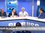 """Raidījumā """"Globuss"""": Stājušies spēkā ES atbildes tarifi ASV"""