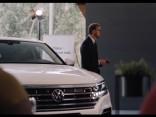 Latvijā prezentēts jaunais Volkswagen Touareg