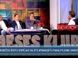"""""""Preses Klubā"""" viesos: Andris Skride, Nauris Puntulis un Sandijs Semjonovs"""