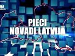 Pieci Novadi Latvijā 2.07.2018
