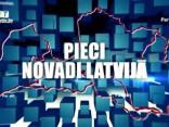 Pieci Novadi Latvijā 30.06.2018