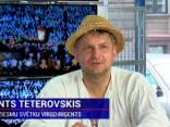 """""""Dienas personībā"""" viesos Ints Teterovskis"""