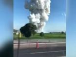 Meksikā sprādzienos un ugunsgrēkā pirotehnikas fabrikā 24 bojāgājušie