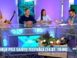 """""""Ko notiek?"""" viesi: Renārs Zeltiņš, Raimonds Elbakjans, Sanita Rubene, Jānis Siliņš un Kaspars Zemītis"""