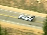 Elektriskā Volkswagen I.D. R Pikes Peak brauciens pēc rekorda no putna lidojuma