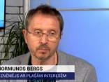 """""""Kur tas suns aprakts?"""" viesos: Normunds Bergs"""