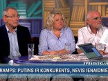 """Preses Klubā"" viesos: Andris Piebalgs, Anita Daukšte un Raimonds Bartaševičs"