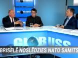 """Raidījumā """"Globuss"""": Briselē noslēdzies NATO samits"""