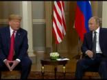 Putina un Trampa tikšanās