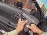Lasvegasā policija iekļūst apšaudē ar bēgošiem noziedzniekiem