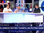 Trampa un Putina samits Helsinkos