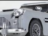 В Lego создали авто Джеймса Бонда