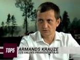 """""""TOP5"""" viesos Armands Krauze"""