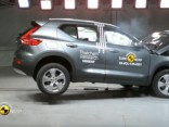 Volvo XC40 EuroNCAP tests