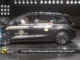 Ford Focus EuroNCAP testos