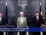 Krīzes vadības padomes paziņojums par ugunsgrēku Talsu novadā