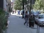 Paparaci Losandželosā izspiego aktrisi Halli Beriju
