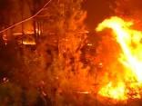 Spānijā un Portugālē izplatās milzu savvaļas ugunsgrēki