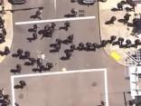 Portlandē starp protestētājiem un policiju izcēlušās asas sadursmes