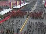 """Venecuēlas prezidents izdzīvo """"dronu uzbrukumā"""""""