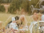 Rūta Dvinska rīko pikniku Mangaļi dižvietā - pie Zvārtes ieža