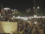 Rumānijā tūkstošiem cilvēku protestē pret korupciju