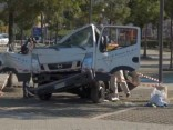 Itālijas tilta katastrofā izdzīvojušā stāsta par izglābšanos